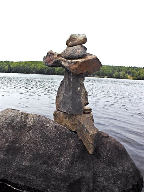 my neighbor s lake zen rock sculptures stacked rocks