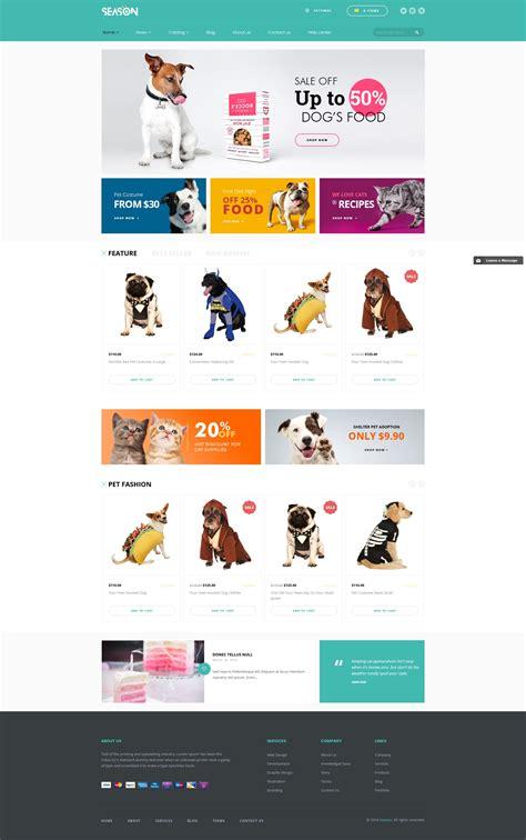 Seasons Theme Shopify | season responsive shopify theme by juno themes themeforest