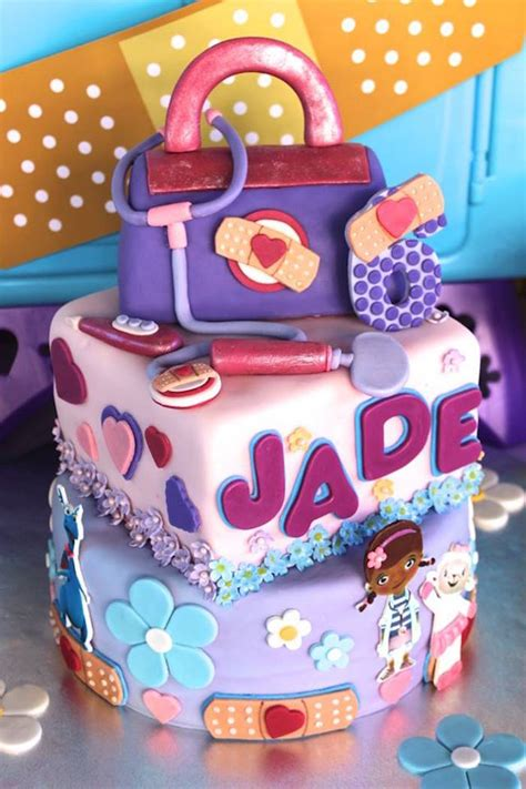 Karas Party  Ee  Ideas Ee   Doc Mcstuffins Th  Ee  Birthday Ee   Party