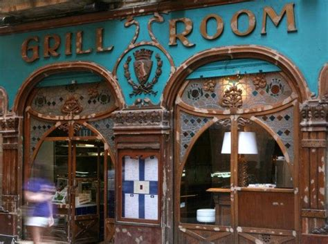 What Is Grill Room by Restaurante Grill Room Barcelona