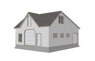 ree barn plans g200 28 x 36 saltbox style garage plan