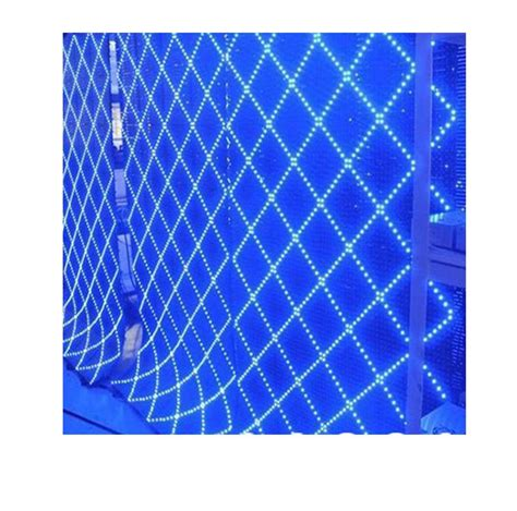 flexible led curtain price p40 outdoor flexible led video curtain screen with