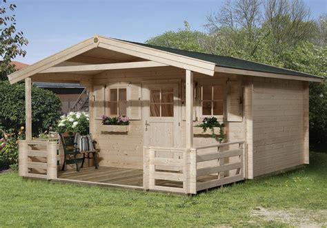 terrasse vordach holz weka gartenhaus 28 mm 110 b gr 2 natur 460x590cm vordach