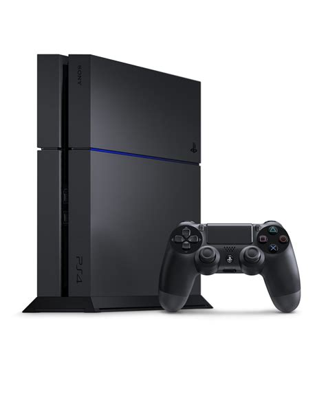console playstation 4 prezzo sony ps4 500gb jet black console consoles ps4 gaming