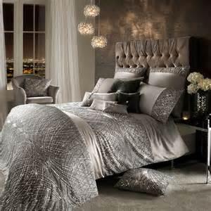 Silver Bedding Sets Curtains Esta Silver Bedding Set Minogue Bedding Duvet Covers