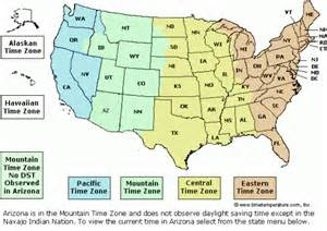 usa time zones hawaii how many time zones are there in the us how many are there