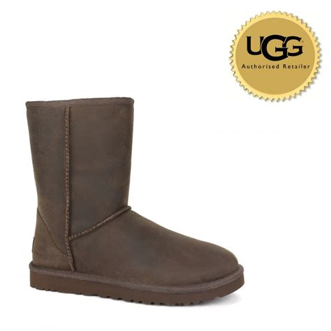 ugg s classic leather boot 1005093