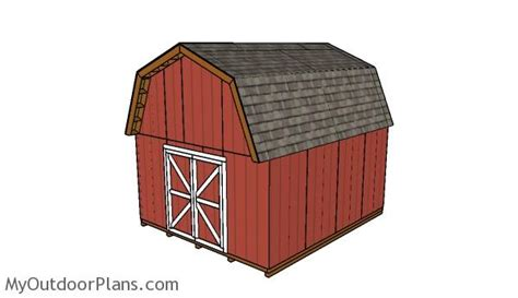 14x16 gambrel shed plans 14x16 barn shed plans 14x16 barn shed plans myoutdoorplans free woodworking