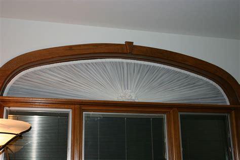 sunburst window covering sunburst window kit interiordecorating