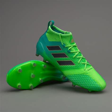 Sepatu Bola Adidasx 16 Purechaos Fg Blue Volt Bnib sepatu bola adidas original ace 17 1 primeknit fg solar