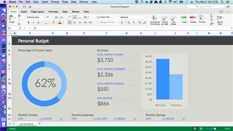 Microsoft Office For Mac Free by Image Gallery Excel 2016 Screenshots