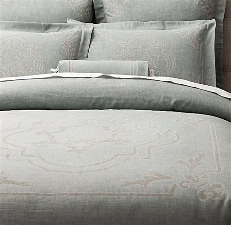 restoration hardware coverlet 10 best images about duvet on pinterest baroque vintage