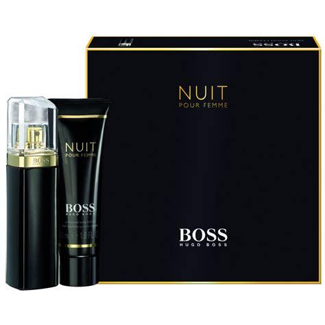 Parfum Hugo Nuit hugo nuit eau de parfum 30ml lotion 50ml