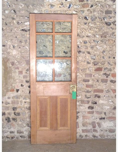 C349 Half Glazed Cedar Interior Door By Historic Doors Cedar Interior Doors
