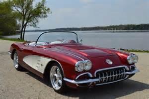1960 ls for sale 1960 chevrolet corvette resto mod totally custom