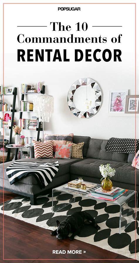 25 Best Ideas About Rental Decorating On Pinterest Diy Rental Apartment Decorating Ideas