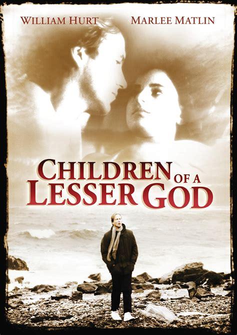 children   lesser god dvd release date