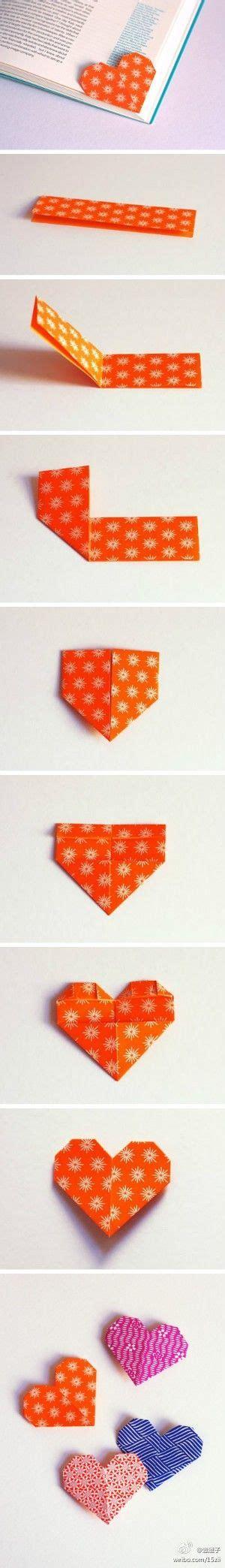 Origami Page Marker - die besten 25 origami ideen auf diy origami
