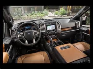 2016 ford f 150 limited interior 1 1024x768 wallpaper