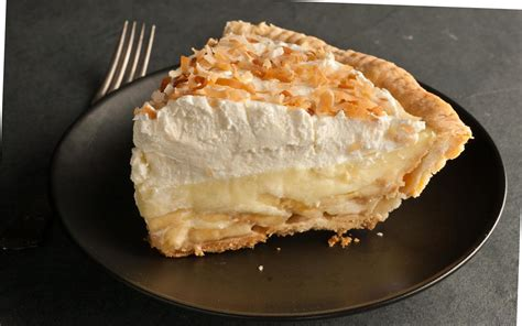 banoconut cream pie recipe chowhound