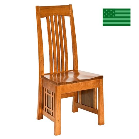 dining room chairs made in usa amish solid wood heirloom furniture made in usa austin