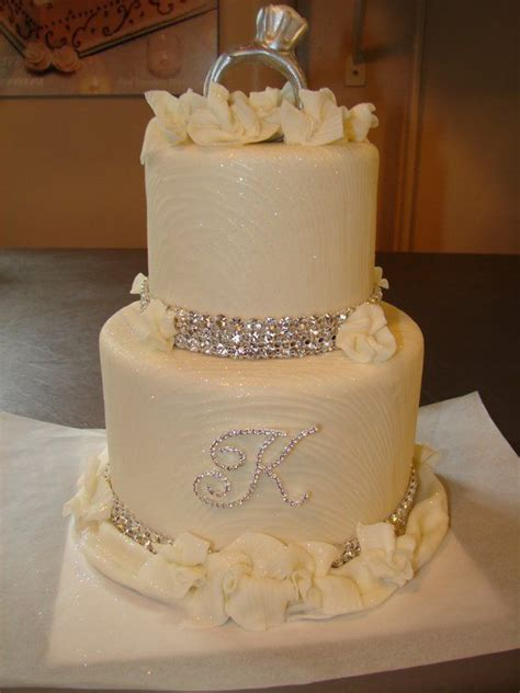 Wedding Cake Jewelry by Bling Wedding Cakes Bling Creativity The