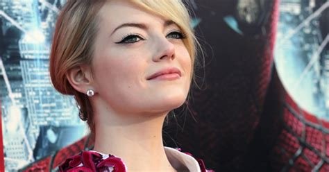 emma stone rolling stone q a emma stone on branching out with spider man
