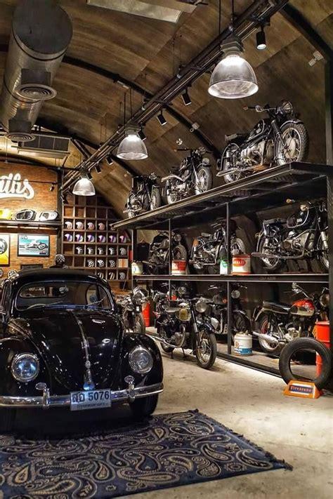 workshop garage design interior garage design