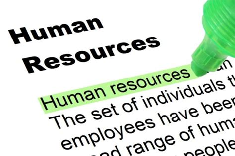 Mba Human Resources Uk by Human Resource Management Course Level 3 Be A