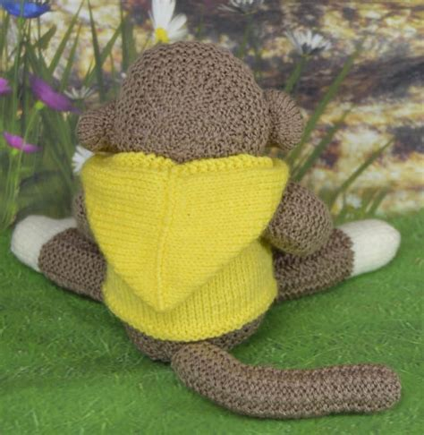 monkey knitting monkey knitting pattern knitting by post