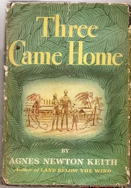three came home book