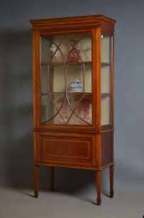 Display Cabinets Uk Address Edwardian Display Cabinet Antiques Atlas