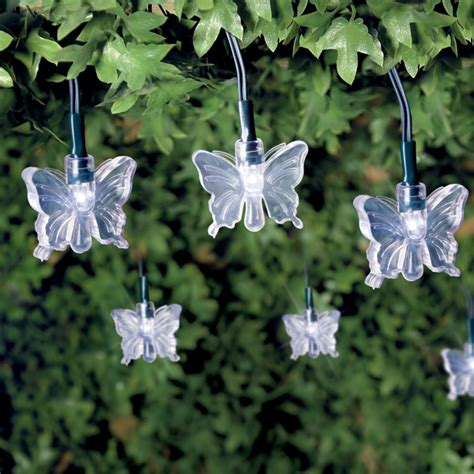 20 Solar Dragonfly Butterfly Garden Lights Free P P Butterfly Solar Garden Lights