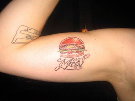 whataburger tattoo showcase of the best burger designs sheplanet