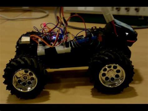 arduino tutorial rc car arduino rc car tutorial with android bluetooth control