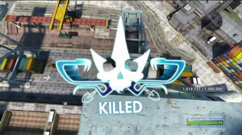 skate 3 of challenges skate 3 of thorax crunch killed hd