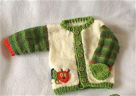 knitting pattern very hungry caterpillar ravelry hungry caterpillar cardigan pattern by hennie s