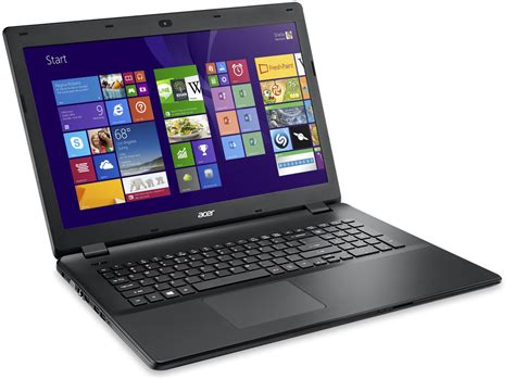 Laptop Acer Aspire Laptop Acer Aspire acer aspire e17 e5 721 69fx notebook review notebookcheck net reviews