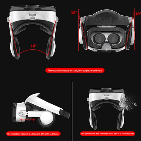 azhuo fiit 3d vr glasses supplier wholesale fiit vr 3f