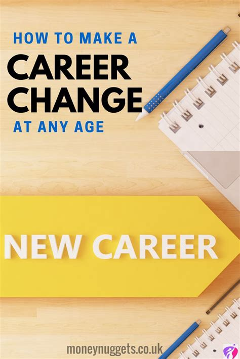 what to consider when thinking about making a career change