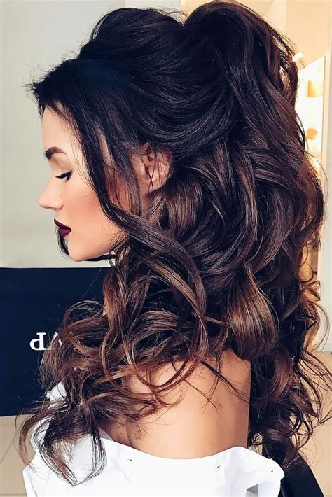 hairstyles for a party pinterest curly hairstyles for a party fade haircut