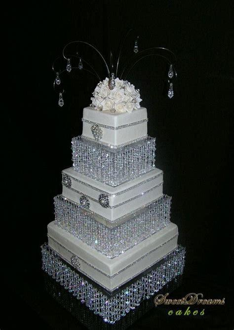 diy wedding cake stand cake stand chandelier