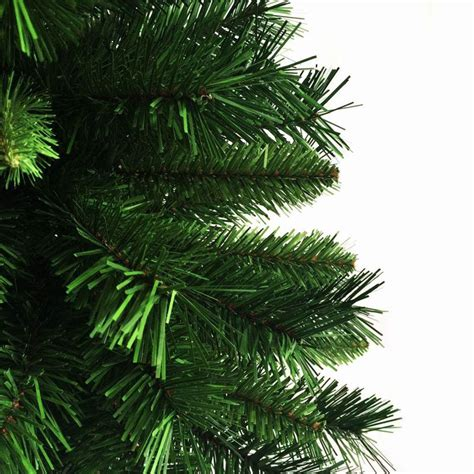 home depot alexandria pine tree home accents 3 ft unlit tacoma pine artificial tree zb118p the home depot