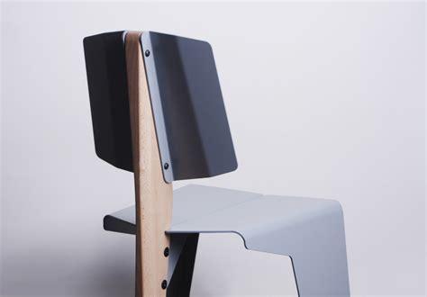 Chaises Mobilier De by Mobilier Table Chaise Metal Design