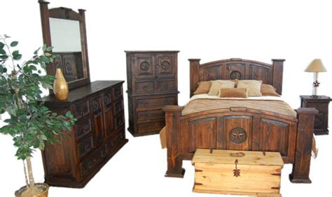 western style bedroom furniture million dollar rustic furniture mexican and western style