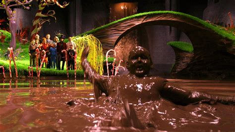 chocolate factory wallpaper gallery