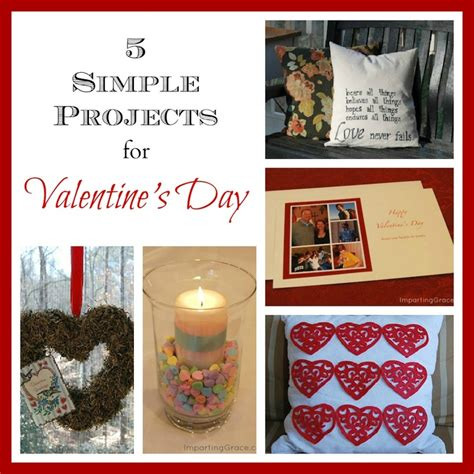 easy valentines day decorating with imparting grace s day decor 5 projects with