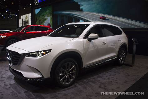 mazda msrp mazda announces mundane msrp and feature updates for cx 9