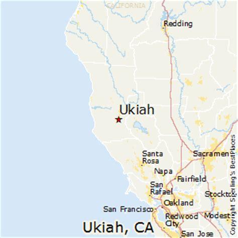 map ukiah ca ukiah california map california map