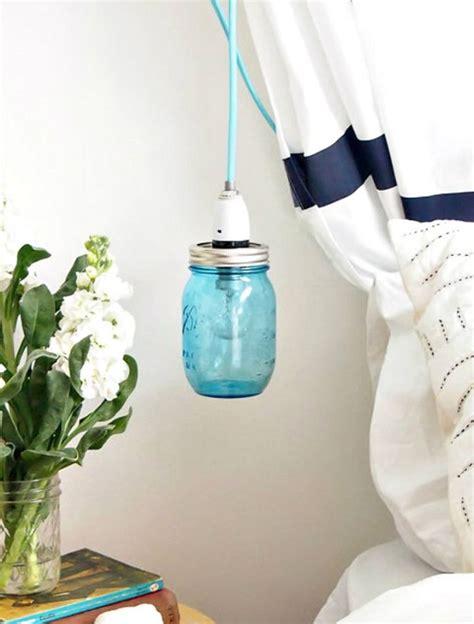 17 Diy Pendant Lighting Ideas You Can Get Done With No Fuss Light Jar Diy